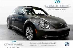 2013 Volkswagen New Beetle HIGHLINE 2.5 BEETLE HIGHLINE, TOIT OU