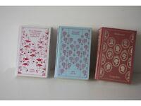 Penguin Classics books: clothbound collection