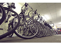 Part Time Cycle Hire and Store Assistant, Weekends in Richmond