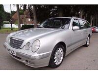 Mercedes Benz E Class 7 Seat Estate,E240 ,FULL LEATHER,7 SEATS