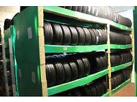 New & Part Worn Tyres, Summer & Winter