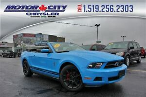 2010 Ford Mustang V6 Low K's Leather Seats Bluetooth