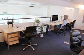 Creative desk spaces in Hackney Wick, E3 / £220 per month
