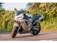 Honda CBR600F-2 2002 Low mileage excellent condition motorcycle