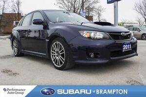2011 Subaru Impreza WRX STi Sport-tech|HEATED SEATS|NAVI|SUNROOF