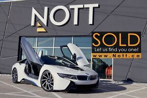 2014 BMW i8 ONLY 7, 000 kms! - Navigation **SOLD**