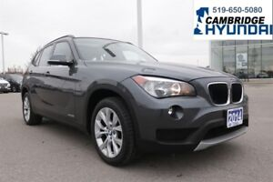 2014 BMW X1 xDrive28i | SUNROOF | LEATHER | AWD