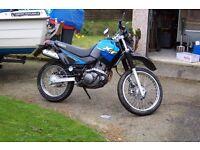 Yamaha Serow XT225 Trail bike