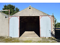 Large Steading (965sq ft) for let near Fyvie £250pm