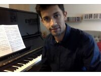 Leo McCulloch - Music teacher in Brighton & Hove - Piano, Sax, Composition & Songwriting lessons