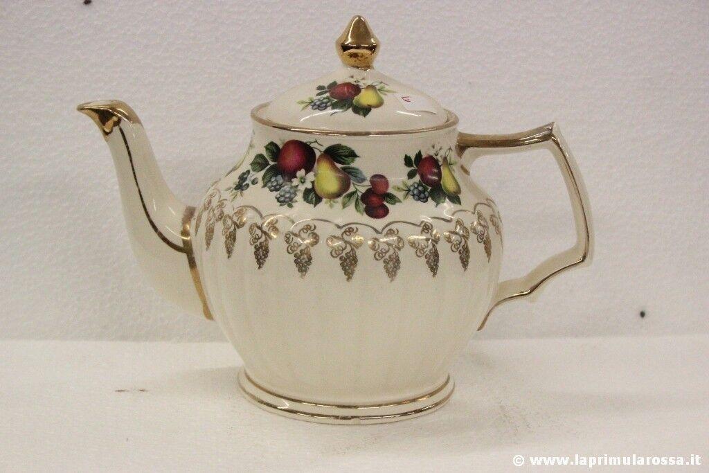 Teiera depoca in ceramica caffettiera inglese vintage sadler tea pot