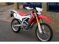HONDA CRF250L 2013 (LOW MILES) EXCELLENT CONDITION