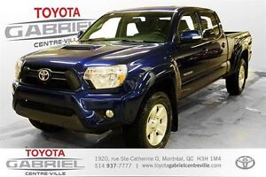 2015 Toyota Tacoma TRD  GROUPE TRD SPORT ,EXTENTED WARANTY , TOW