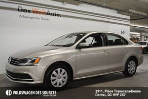 2015 Volkswagen Jetta 2.0L Trendline+, BACK-UP CAMERA, BLUETOOTH