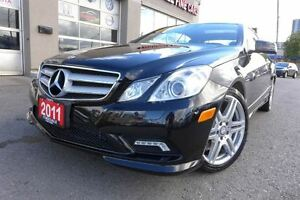 2011 Mercedes-Benz E-Class E550 AMG PKG, 47 KLM, ALL ORIGINAL