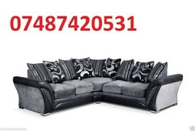 * NEW LUXURY SHANNON CORNER SOFA *
