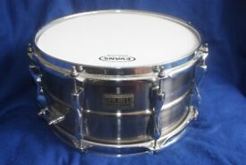 Tama S.L.P. (Sound Lab Project) Series 13in x 6.1/2in Sonic Steel Snare Drum for Kit - £200 ono