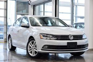 2017 Volkswagen Jetta 1.8 TSI Highline / CUIR / ROUES17'' / TOIT
