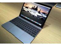 Macbook 12.1' Space Grey 1.1Ghz Core M 8GB 250GB SSD Final Cut Pro X Motion Davinci Resolve Premiere