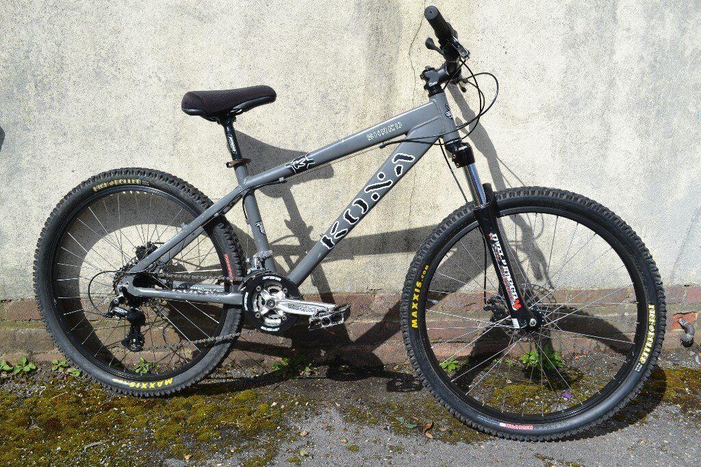 a38901ab5af Kona Shred mountain bike jump bike | in Poole, Dorset | Gumtree