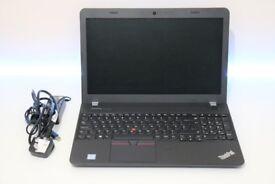 "LENOVO THINKPAD E560 * 15.6"" business laptop * Intel i5-6200u * Fingerprint * 500GB Storage"