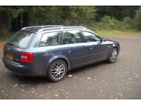 04 audi a6 1.9tdi long mot