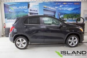 2013 Chevrolet Trax LTZ | Leather | Heated Seats | Sunroof