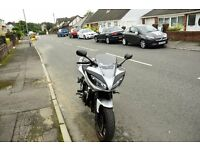 Yamaha FZ6 FAZER S2 in mint condition only 4500 miles