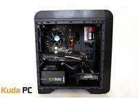 Gaming PC - i3 4130 - 8GB DDR3 - R9 270X OC- 128GB SSD - 500GB HDD - NEW - UNDER WARRANTY