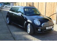 Mini Cooper D, Low mileage