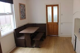 3 Great size double rooms available in friendly shared house