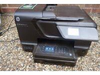 HP Officejet Pro 8600 printer scanner