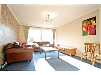 A sizeable two bedroom flat on the first floor of this low rise housing estate in Tooting Broadway