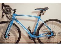 High-End Mountain/Street Bicycle - Merida Cyclo Cross
