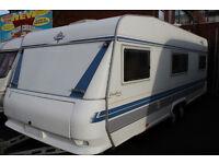 Hobby Excellent Easy Caravan