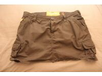 SUPERDRY mini casual skirt - Size Small - £10 - Great Condition!