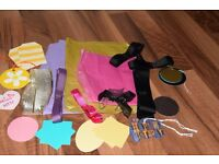 Gift Tags, Tissue Paper, and Parcel Decorations