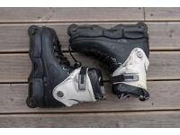 Razors SL1 Complete UK8 rollerblades inline skates
