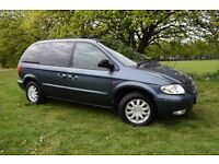 2003 CHRYSLER VOYAGER LX 2.4 PETROL **7 SEATS **BRAND NEW MOT ( NO ADVISORY )** 77000 MILES