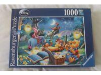 Winnie The Pooh 1000 piece puzzle Disney