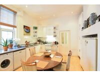 Warwick Road SW5. Two bed, two bath furnished flat. Long/Short Let options.