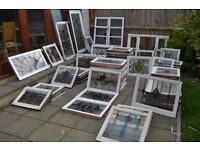 Hundreds of reclaimed leaded light stained glass windows. NATIONWIDE DELIVERY!!!