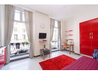 BRIGHT STUDIO FLAT IN ***MARYLEBONE*** CALL NOW TO BOOK***