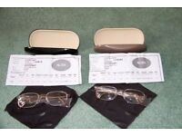 Mens Spectacles 2 pairs NEW