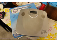 Brand new Weight Watchers bathroom scales