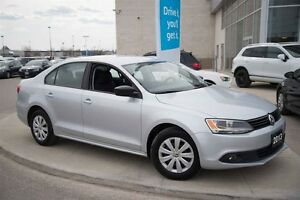 2013 Volkswagen Jetta Trendline Plus 2.0 - 100% Accident Free