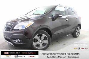 2014 Buick ENCORE CXL AWD *GPS + CUIR + SIÈGES CHAUFFANTS*