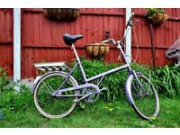 beautiful vintage bicycle for 40£. In good condition!