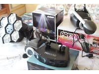Disco Lighting Collection (10 Lights ) 4diferent types