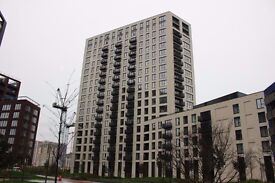 One bedroom apartment on the 17th Floor to rent within the brand new London City Island Development.